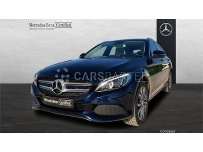 usado Mercedes C220 Clased Avantgarde Estate