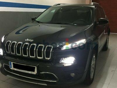 usado Jeep Cherokee 2.2d Limited 4x4 Adii Aut. 147kw 200 cv en Barcelona