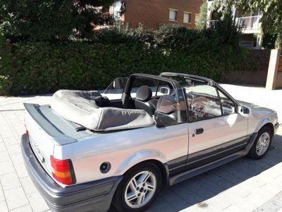 usado Ford Escort Cabriolet 1.6 XR3i