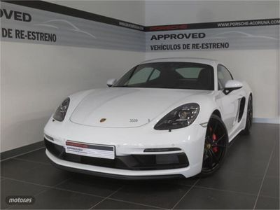 usado Porsche 718 Cayman GTS