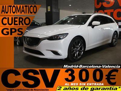 usado Mazda 6 2.2 DE Lux. + Prem. + Trav (CN)