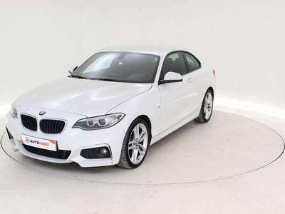 usado BMW 218 Serie 2 d Coupé