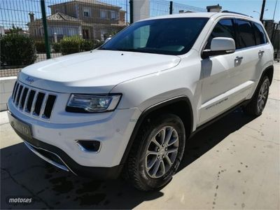 gebraucht Jeep Grand Cherokee 3.0 V6 Diesel Limited 250 CV