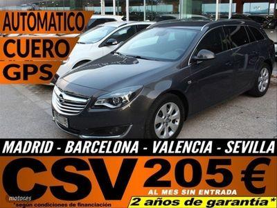 usado Opel Insignia ST 2.0 CDTI 163 CV Excellence Auto