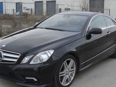 usado Mercedes 500 Clase E CoupéPrime Edition Aut.