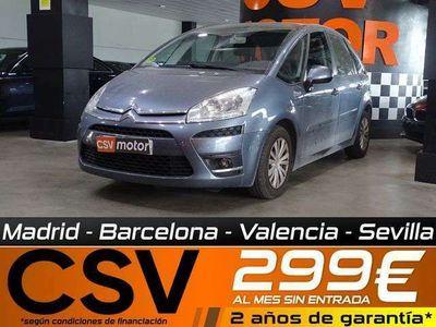 usado Citroën C4 Picasso 1.6HDI Business