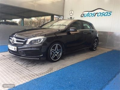 second-hand Mercedes A200 CDI BE AMG Sport 7G-DCT