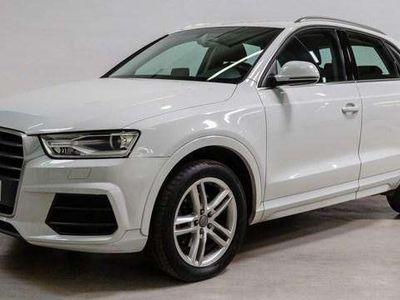 usado Audi Q3 sport edition 2.0 TDI 110 kW (