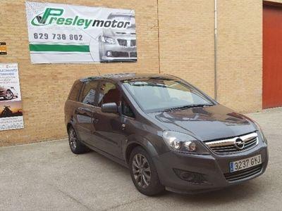usado Opel Zafira 1.7 CDTi ecoE Essentia