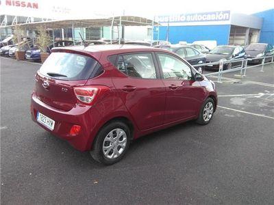 usado Hyundai i10 1.0 Tecno Plus Orange 12 MESES DE GARANTIA