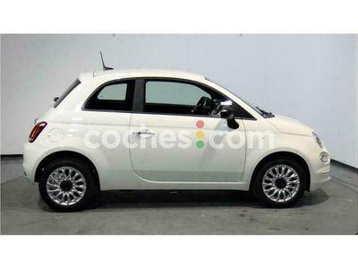 usado Fiat 500 1.0 Hybrid Cult 52kw 70 cv en Barcelona