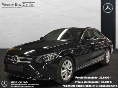 usado Mercedes C200 Avantgarde (EURO 6d-TEMP)