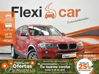 usado BMW X3 sDrive18d 5p