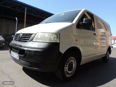 usado VW Transporter 1.9TDI 104CV CORTA 2.8T