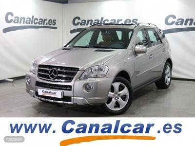usado Mercedes ML500 ML 500 M L4M 388CV