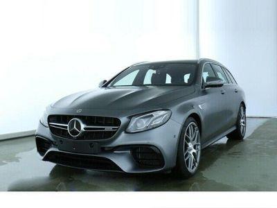 usado Mercedes E63 AMG 4Matic+ ESTATE Asientos ventilados..