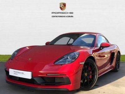 usado Porsche 718 Cayman GTS Coupé