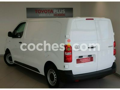 usado Toyota Proace Van Media 1.6d Comfort 115 116 cv en Sevilla