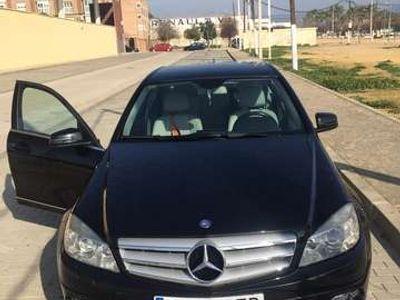 usado Mercedes C200 Estate CDI BE Avantgarde Aut.