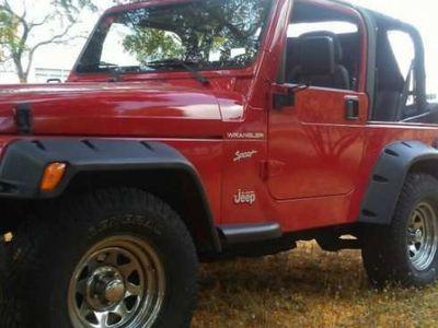 usado Jeep Wrangler 2.5 Soft Top