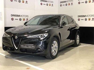 usado Alfa Romeo Stelvio 2.2 Diésel 140kW (190CV) Monza Edit. RWD