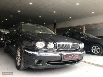 gebraucht Jaguar X-type 2.0D Executive