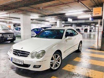 usado Mercedes CLK200 K 184