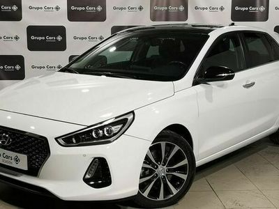 usado Hyundai i30 I301.6crdi Style Sky 136 136 cv en Madrid