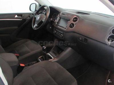 usado VW Tiguan 2.0 Tdi 140cv 4x4 Sport Bluemotion Tech 5p. -13