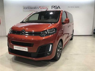 usado Citroën Spacetourer BlueHDI M Feel 150 8 PLAZAS