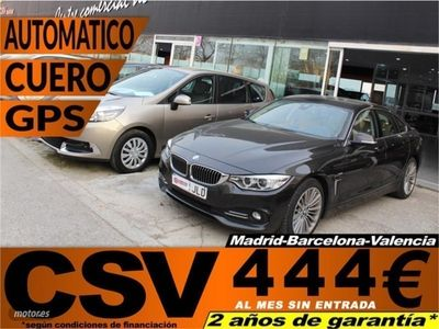 usado BMW 420 Serie 4 d