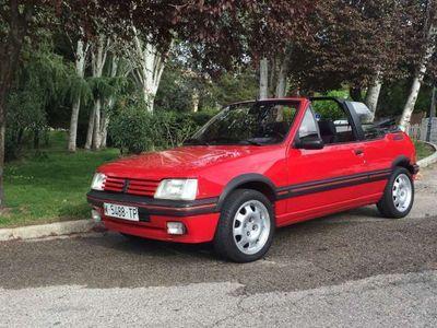 usado Peugeot 205 Cabriolet 1.6 CTI