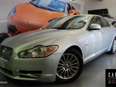 gebraucht Jaguar XF 3.0 V6 Luxury Aut.