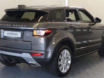 used Land Rover Range Rover evoque 2.2L MARK II SD4 DYNAMYC 4x4 190 Aut.
