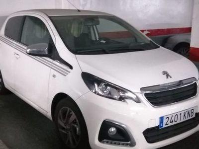 usado Peugeot 108 1.0 VTi Active ETG5 72
