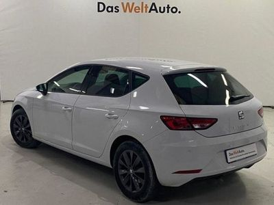 usado Seat Leon 1.5 TSI S&S Style Visio Edition 96 kW (130 CV)