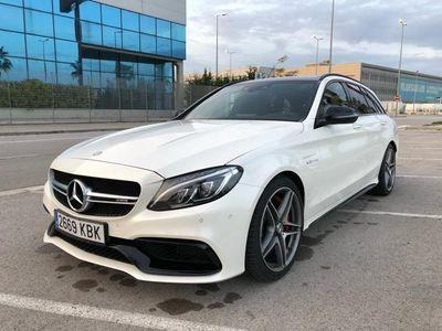 usado Mercedes C63 AMG AMG Clase Estate S205 Estate S 7G Plus