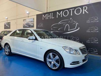 usado Mercedes E200 200Cdi BE /gtronic 4p