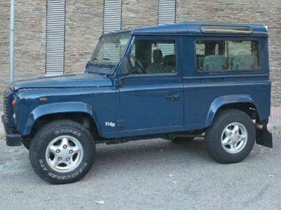 usado Land Rover Defender 90TDI County SW