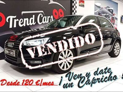 usado Audi A1 1.6TDI Adrenalin2