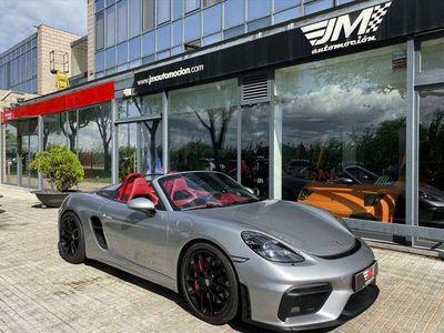 usado Porsche 718 Boxster Spyder