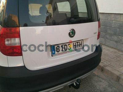 usado Skoda Yeti 1.2 Tsi Ambition 4x2 77kw 105 cv en Albacete