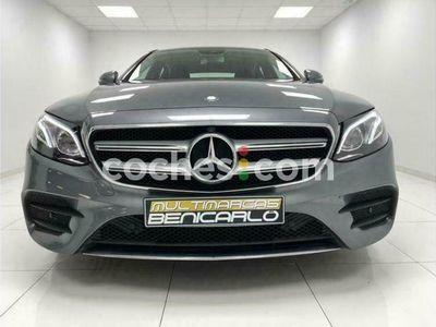usado Mercedes E220 Clase E4matic 9g-tronic 194 194 cv en Castellon
