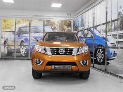 usado Nissan Navara D. Cab. 2.3dCi EU6 120kW NConnecta BDif