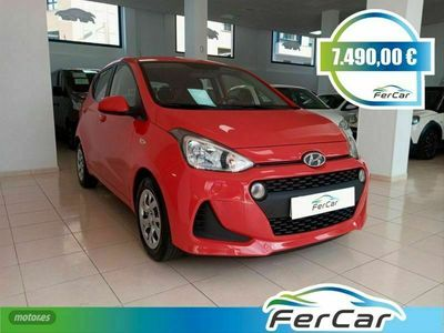 usado Hyundai i10 I101.0 Mpi Klass 66 cv en Palmas, Las