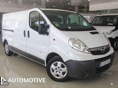 usado Opel Vivaro 2.0 CDTI 114 CV L2 H1 2.9t