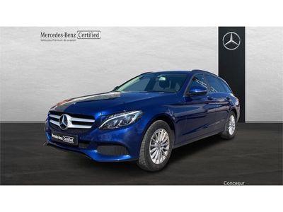 usado Mercedes C200 d Estate