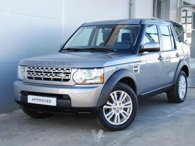 usado Land Rover Discovery 4 3.0 Tdv6 S 211cv 5p. -13