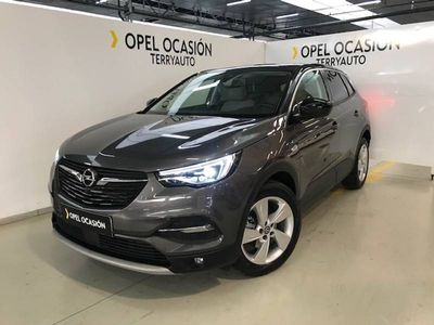 "usado Opel Grandland X """" ""1 6 Turbo Auto Ultimate"""