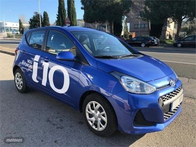 second-hand Hyundai i10 1.0 Go